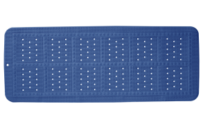UNILUX safety mat, royal blue 90x36cm