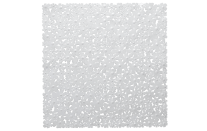 FLOR safety mat, white, 54x54 cm