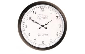 Wall clock Aaltje, antique d 35cm