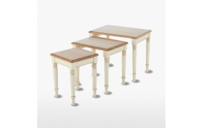 Chester Nest of Three Tables