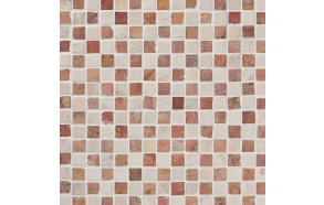 Square Terra-White marble 20x20mm