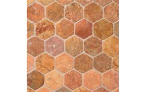 Hexagon Terra marble
