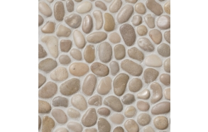 Pebble Asian Tan, Interlock