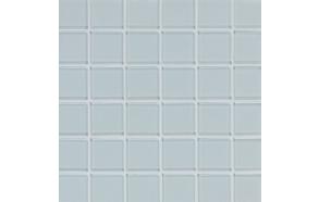 Klaasmosaiik Crystal Super White, 48x48x8mm (300x305x8mm)
