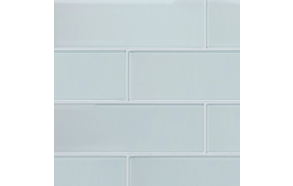 Crystal Super White, 100x300x8mm, no mesh