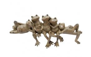 """dekoratiivkuju """"Frogs"""", 39 cm"""