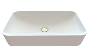 worktop wahbasin Ultra, white