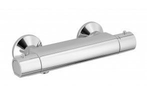 "EXPOSED THERMOSTATIC SHOWER MIXER ""JOY"""
