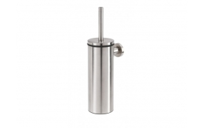 BOSTON toilet brush & holder, polished, no screw assembling