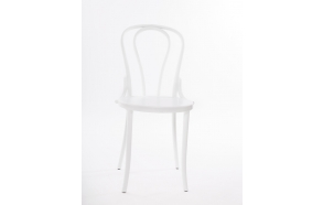 design chair Vienna, white
