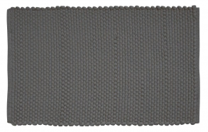 bath mat Cotton Corda, antrachite