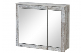 mirror cabinet Provence 85 cm (2D)