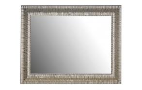 MANDRE frame mirror, 864x664mm, silver massive