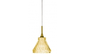 LAURA wall hung light E14 40W, 230V, bronze, IP21