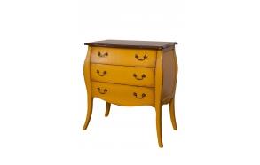 drawer Mellow, yellow, wood