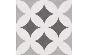 GALLERY Black & White 04 25x25, müük ainult paki kaupa (1 pakk = 1,13 m2)