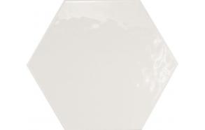HEXATILE Blanco Brillo17,5x20 (EQ-3), müük ainult paki kaupa (1 pakk = 0,715 m2)