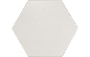 HEXATILE Blanco mate 17,5x20 (EQ-3), müük ainult paki kaupa (1 pakk = 0,715 m2)