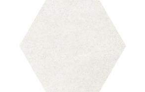 HEXATILE CEMENT White 17,5x20 (EQ-3), müük ainult paki kaupa (1 pakk = 0,715 m2)