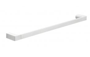 Käterätihoidja 600x66 mm Pyrene, matt valge