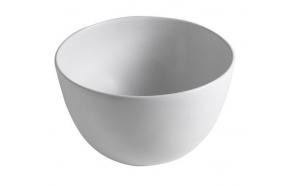 DOME Counter Top Ceramic Washbasin 45,5 cm(without overflow hole)