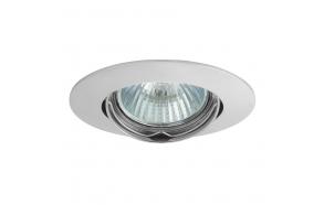 LUTO Adjustable Recessed Ceiling Light 50W, 12V, chrome