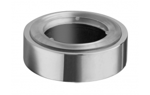 Mounting Ring/Spacer for Counter Top Washbasin 20 mm, chrome