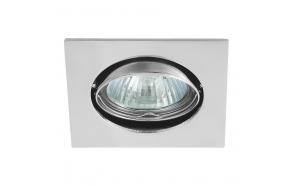 NAVI Adjustable Recessed Ceiling Light 50W, 12V, chrome