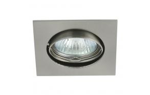 NAVI Adjustable Recessed Ceiling Light 50W, 12V, matt chrome