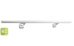 PANDORA LED light, 15W, 808x15x112mm, chrome