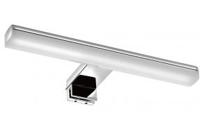 RUTH 2 LED valgusti 6W, 2800K-4000K-5900K, 300x35x111mm, kroom