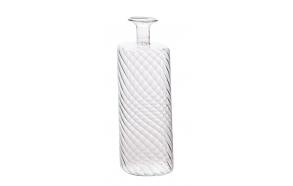"4-1/2""H Glass Vase"