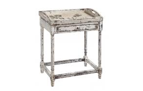 Linnu-ning marjamustriga puidust kandik-laud