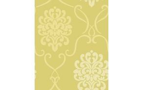 Accents Damask Green