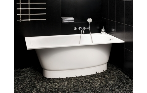 Kivimassist vann UNO GRANDE, ilma dekoratiivse esipaneeli ja sifoonita