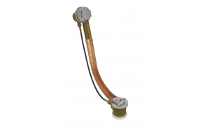 COLUMN BATH DELUXE TUBE BRONZE