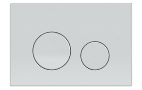 FOKA flushing plate M11 white
