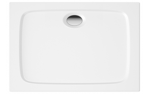 170x70 square stone shower tray, incl front panel, feet and waste S0025+ 1711C+S0042(K3)