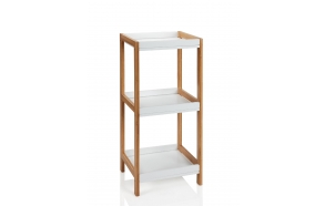 BAMBOO 3-TRAYS SHELVES