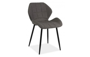 chair Morten, dark fabric