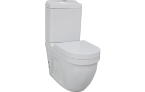 DREAM WC COMPACT, UNIVERSAL TRAP NO SEAT