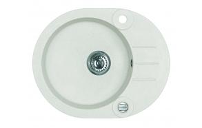 kivivalamu ROLL40-G11 59,5x47,5x16 cm, valge, automaatsifoon