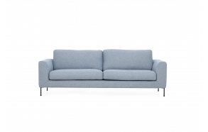 sofa Cucito, fabric Fenice 314 balsm green