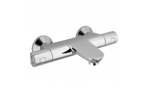 "EXPOSED THERMOSTATIC BATH SHOWER MIXER ""SPORT PLUS"""