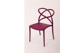 armchair Cocha A, purple