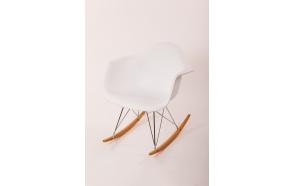 swinging chair Beata, white