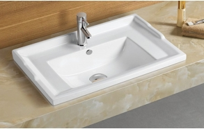 furniture basin 80 cm, retro
