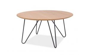 coffee table Scandic, diam 80 cm