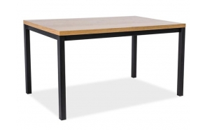 dining table San Remo 150x80 cm + feet