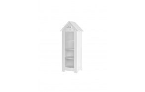 Marseilles MDF - medium bookcase